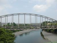 多摩川橋から