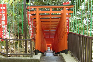 日枝神社2