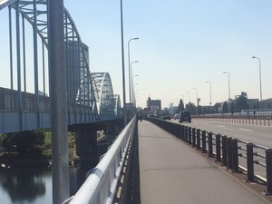 R1多摩川大橋