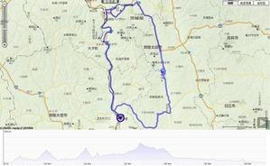 竜神橋・袋田滝