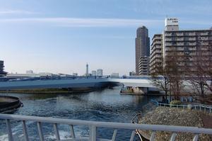 小名木クローバー橋