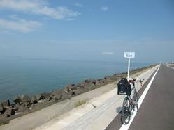 霞ヶ浦左岸