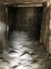 7山上古墳石室