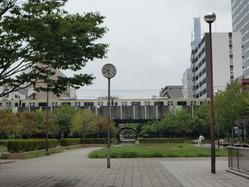 大横川暗渠