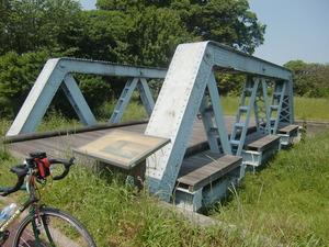 東武線鉄橋?