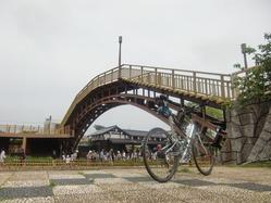 前川十二橋水雲橋