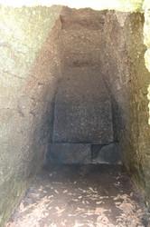岩屋古墳石室