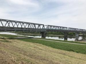 東北新幹線利根川橋梁