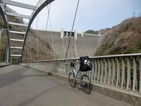 新石小屋橋から宮ヶ瀬ダム