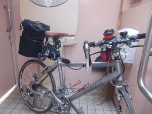 自転車とともに‥
