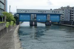 小名木川水門