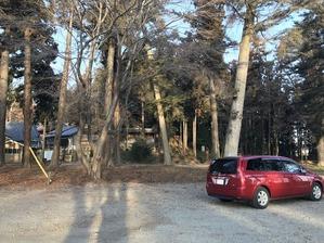 1笹森稲荷参拝者駐車場