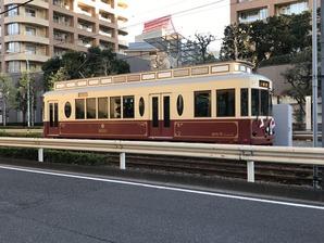 ちんちん電車が走る風景2