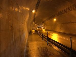 日原トンネル