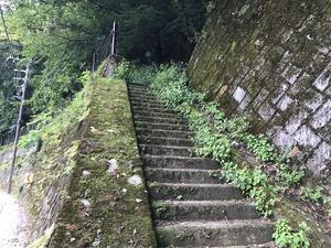 川野ロープウェイ三頭山口駅入口