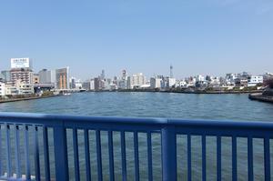 清洲橋から2