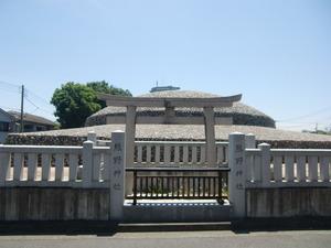 熊野神社古墳北側