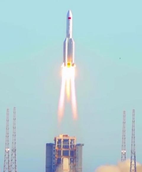 ロケット中国