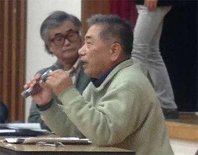 テント広場 八木さんの発言 at 持たざる者の国際連帯行動 2013