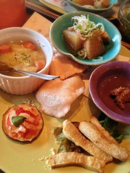 野菜料理4種盛り