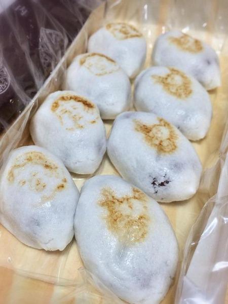 やくよけ饅頭/8個入(500円)