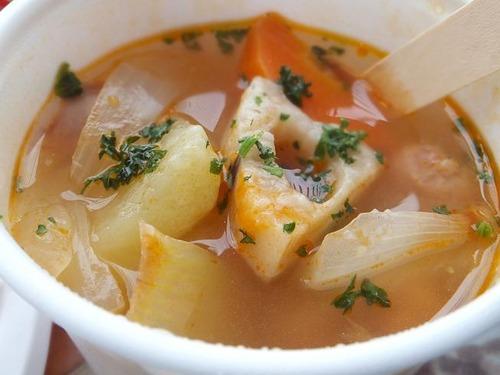 あったかスープ(250円)