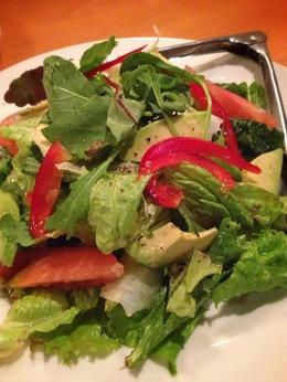 本日のおまかせグリーンサラダ(850円)