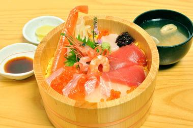十福特製海鮮丼