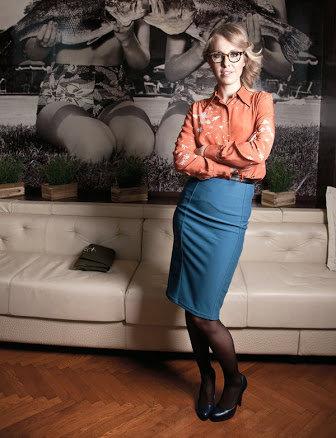 【画像】ロシア次期大統領選にプーチンの元上司の娘(美女)が出馬
