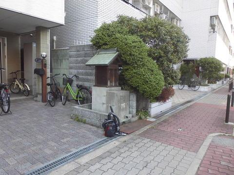 00545 地蔵 -大阪府大阪市東淀川区下新庄-
