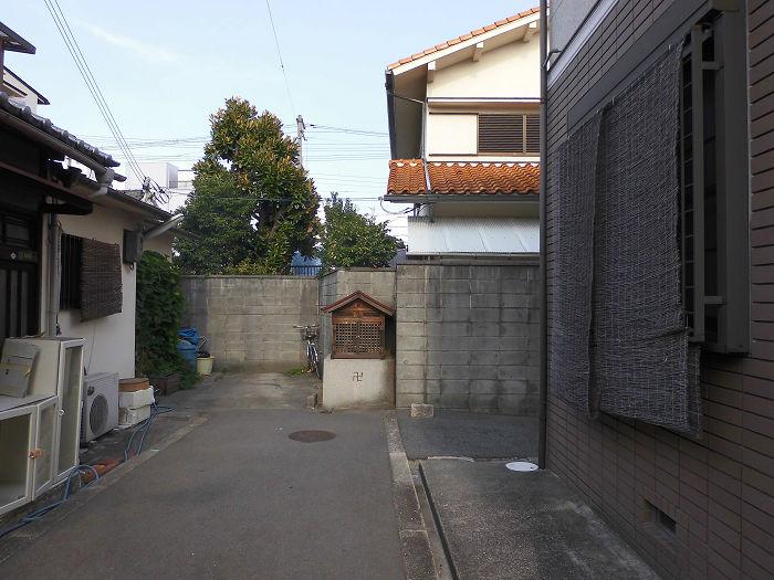 大阪市生野区 : じぞめぐり
