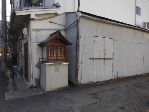00375 福壽地蔵尊 -大阪府大阪市西成区松-