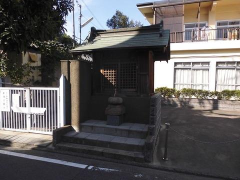 00360 地蔵 -大阪府守口市橋波東之町-