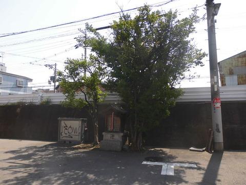00321 地蔵大菩薩 -大阪府大阪市大正区三軒家東-