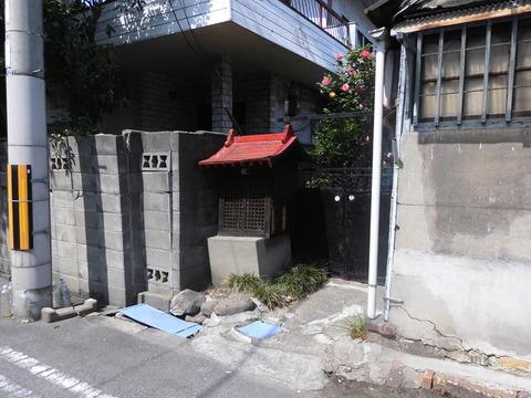 00320 地蔵 -大阪府大阪市大正区三軒家東-