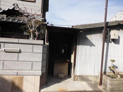 00253 地蔵 -大阪府大阪市城東区放出西-