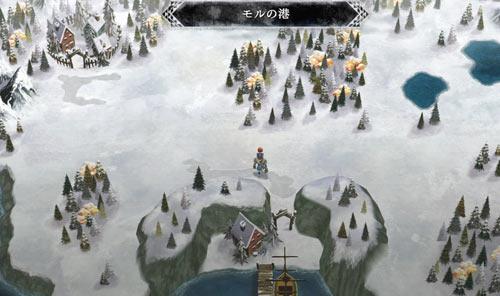 の いにしえ と セツナ 雪