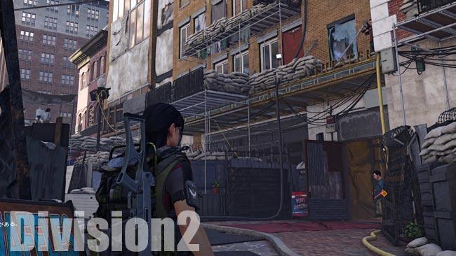 ディビジョン 2 エキゾチック グローブ