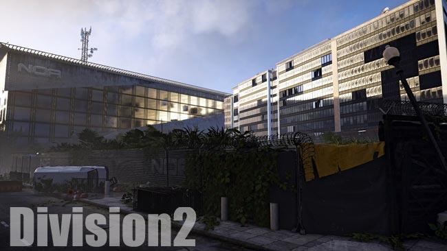 Division2_mission15宇宙局本部