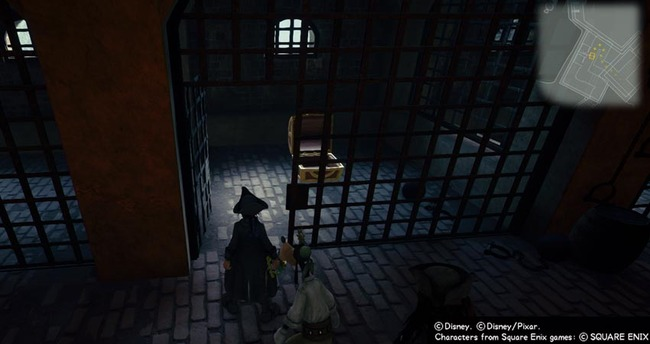 kh3mickey-prisonescape