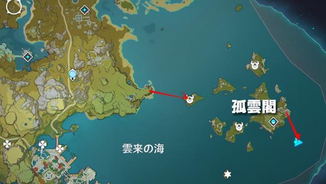 genshin-world-quest12map
