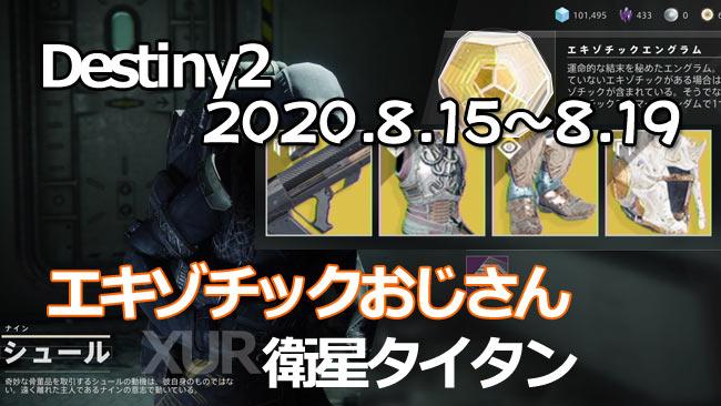 XUR2020-00-0815