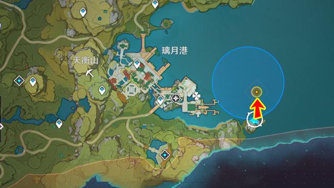 gensin-quest-legend-020map