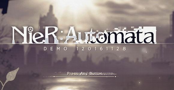 NieR_AutomataDEMO