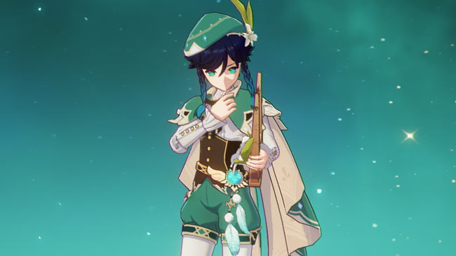 genshin-character-venti