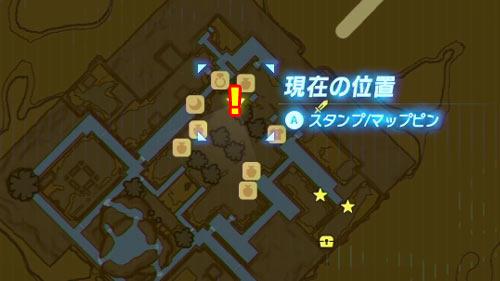 zelda_challenge48map zelda_challenge48map. 【ゼルダの伝説 ブレス