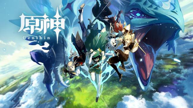 げーれぼ速:ゼルダ風PS4オープンワールド「原神」本日より無料配信中!:ゲームれぼりゅー速報