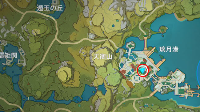 genshin-v12-quest7-2map