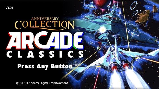 arcade50thkonami