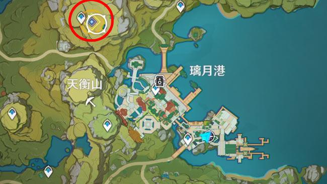 genshin-v13-quest2-1map